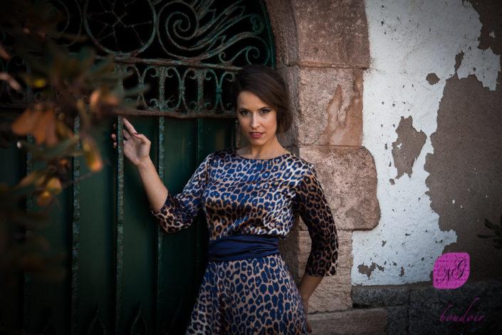 Reportaje Glamour y sensualidad