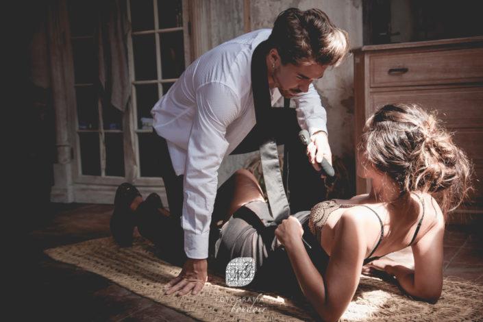 Fotografía íntima parejas boudoir 3