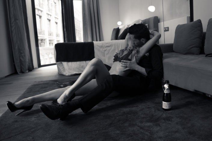 Fotografía íntima parejas boudoir 1